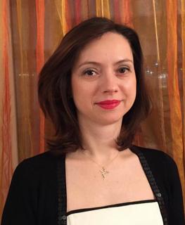 """Maria Alina Gutoi, practician acreditat """"Calatoria"""""""