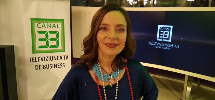 Roxana Gabor Iliescu, Feminity & Family Building Trainer